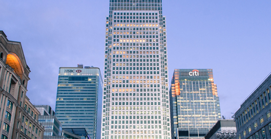 One Canada Square canary wharf