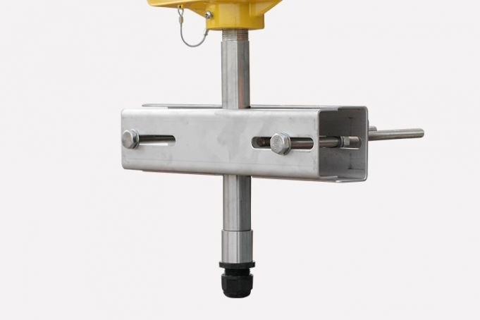 grey low density light bracket for Delta products