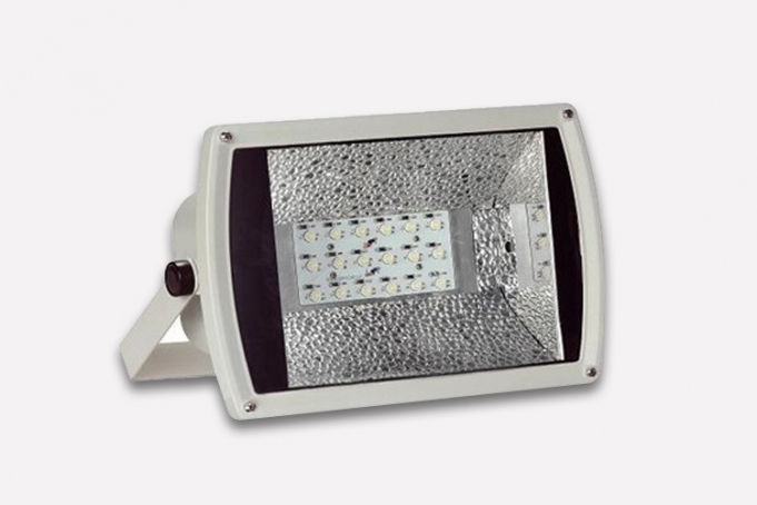 heliport helipad flood light to show obstructions and guide pilot to safety