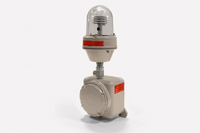 low intensity explosion proof obstruction lighting