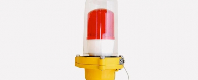 CAA CAP 168 for low intensity obstruction beacons and aviation warning