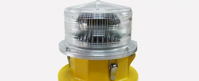 WL-20K Medium intensity warning lighting for aircraft and airports