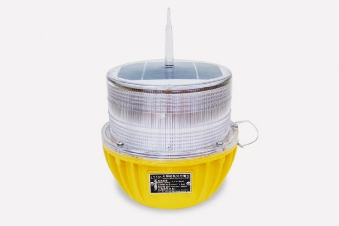 WLS 10 Solar Aircraft Warning Light for Masts & Tower obstructions