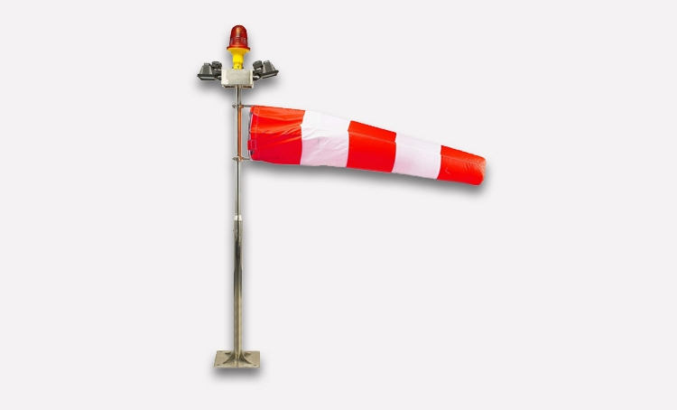 Vane/Windsock | Aircraft Warning