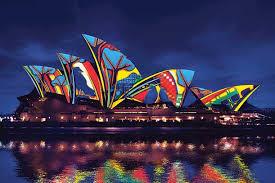 Vivid Sydney 7 June
